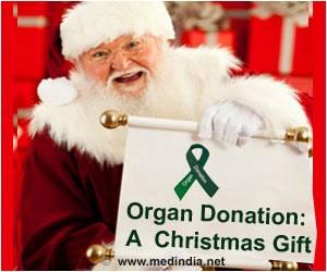 Organ Donation: A Christmas Gift