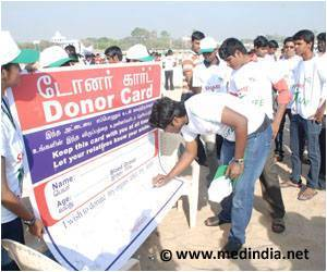 Delhi Students Take the Organ Donation Cause Forward With a Walkathon