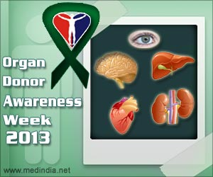 Organ Donor Awareness Week 2013 - Gift of a Lifetime