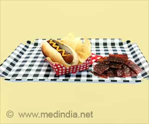 Overeating Beef Jerky and Hot Dogs can Cause Manic Episodes