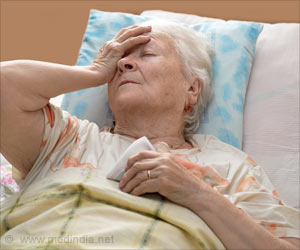 Alzheimer's Disease May Alter Pain Perception