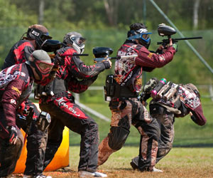 Playing Paintball Can be More Dangerous Than Fun!