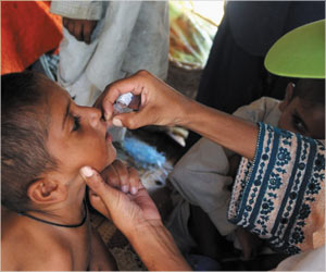 Three-Day Anti-Polio Vaccine Campaign to Begin in Pakistan