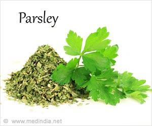 Compounds in Parsley and Dill can Help Fight Cancer