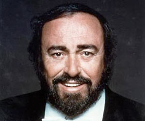 Legendary Opera Singer Luciano Pavarotti is Dead