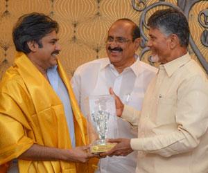 Pawan Kalyan to be the Brand Ambassador of Jeevandan