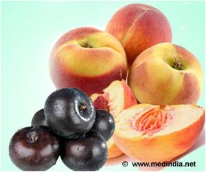 Peaches, Plums Help Fight Obesity-related Diabetes