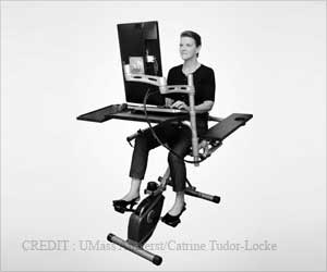 Pedal Desks: Pedal While You Work to Stay Fit and Healthy