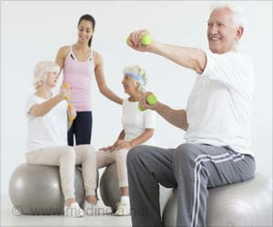 Thirty Minutes of Light Activity Reduces Risk Of Death in Elderly