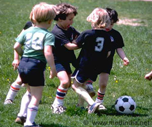 Daily 1 Hour of Physical Activity Post School Enhances Kids' Attention Span