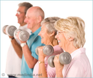 Strength Training Helps Older Adults Stay Healthy