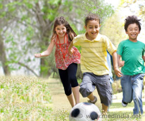 60 Minutes of Daily Outdoor Physical Activity is a Must for Preschoolers