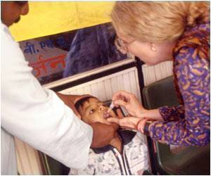 Azad Reaffirms India's Commitment to Eradicate Polio