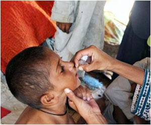 Polio Vaccines Given to Over 2 Million Syrian Kids