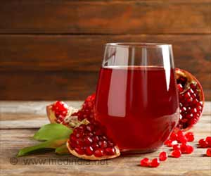 Consuming Pomegranate has Protective Effects for Infant Brain