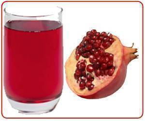 Pomegranate Cuts Hunger Pangs