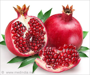 Pomegranate Diet Can Reduce Inflammatory Bowel Diseases