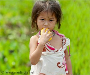 Eating Orange Sweet Potato Reduces Diarrhea in Young Children