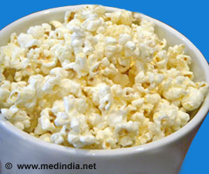 Popcorn Ups Heart Disease Risk