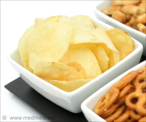 Acrylamide in Potato Chips Associated With Cancer Risk