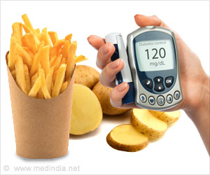 Type 2 Diabetes Risk Tied to Excessive Consumption of Potatoes