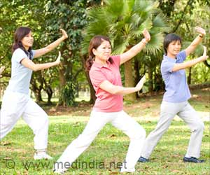 Yoga, Tai Chi or Qigong can Relieve Back Pain Naturally