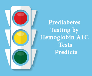 Pre-Diabetes Detected Effectively Using Hemoglobin A1C
