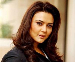 Fitness Secrets of Preity Zinta