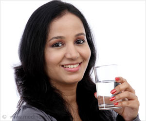 Urinary Tract Infection (UTI) Risk Reduced by Drinking Water