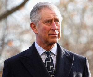 Prince Charles was the Busiest Royal in 2013