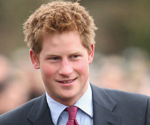 Prince Harry Named 'Man of the Year' by Brit Mag