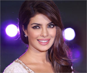 Priyanka Chopra Lends Support to National Campaign Against Anemia