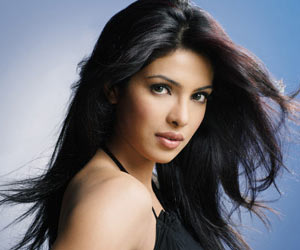 Actress Priyanka Chopra Supports Crusade Against Cancer