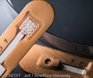 Promising New Bloodless Test for Malaria Using Microneedle