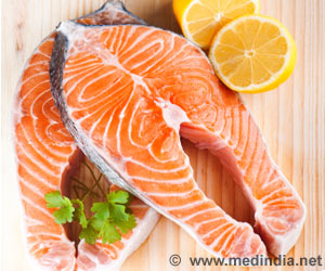 Salmon, Walnuts may Help Trim Waistline!