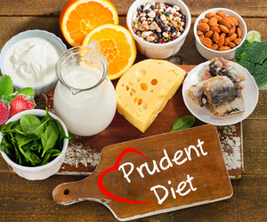 'Prudent Diet' Could Lower Risk of Cardiovascular Disease