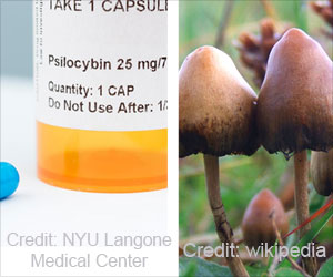 Hallucinogenic Psilocybin May Ease Depression and Anxiety in Advanced Cancer Patients
