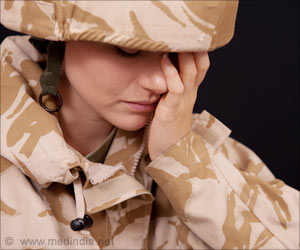 Simple Test to Determine Post Traumatic Stress Disorder