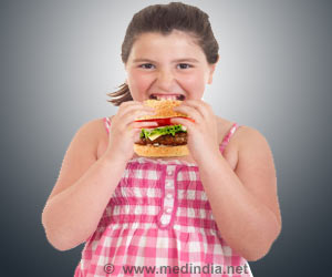 Being Physically Active may Not Prevent Kids Who Eat Junk Food from Gaining Weight