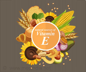 Vitamin E may Bring Down Pneumonia Risk in Elderly Men