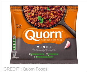 Fungal Derived Protein in Quorn Foods As Good As Animal Protein
