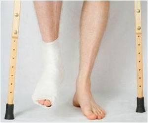 Surgery Saved Patient's Leg