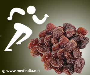 Raisins Boost Athletic Performance