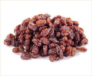 Raisins Protect Against Cavities