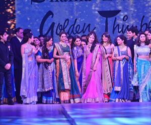 Bollywood Celebrities Walk the Ramp for Cancer Fundraising Event