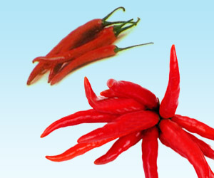Chilli Peppers: Heart Healthy Food