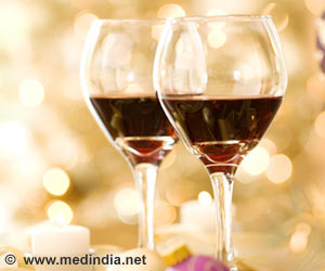 Control Blood Pressure With Non-Alcoholic Red Wine