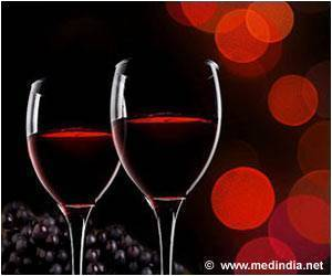 Drink Red Wine for Healthy Heart, Brain