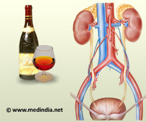 Moderate Alcohol Consumption Linked to Reduced Risk of Kidney Cancer