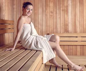 Sauna Bathing is Good for Health